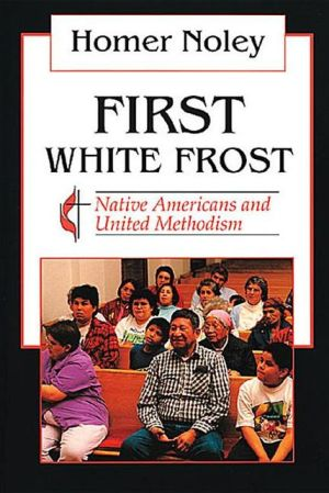 First White Frost book written by Homer Noley
