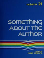 Something about the Author, Vol. 19 written by Anne Commrie