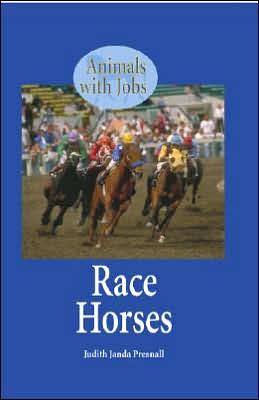 Race Horses book written by Judith Janda Presnall