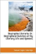 Biographia Literaria book written by Samuel Taylor Coleridge