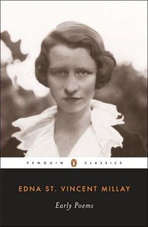 Early Poems book written by Edna St. Vincent Millay