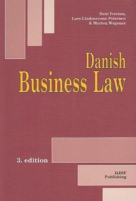 Danish Business Law written by Morten Wegener