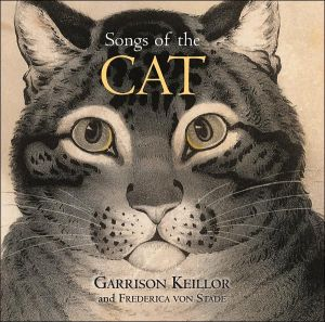 Songs of the Cat book written by Garrison Keillor