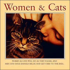 Women and Cats book written by Willow Creek Press