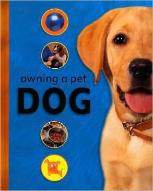 Dog book written by Selina Wood