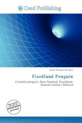 Fiordland Penguin written by Aaron Philippe Toll