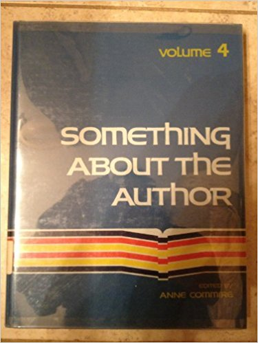 Something about the Author, Vol. 4 book written by Anne Commrie