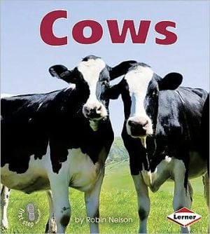 Cows book written by Robin Nelson
