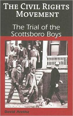 The Trial of the Scottsboro Boys book written by David Aretha