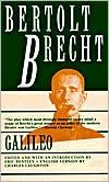 Galileo book written by Bertolt Brecht