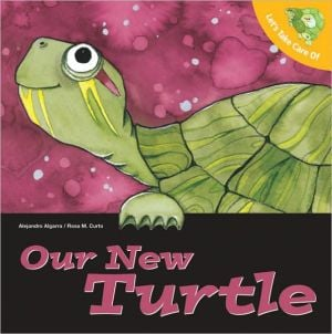Let's Take Care of Our Turtle written by Alejandro Algarra