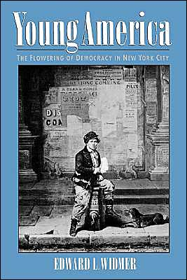 Young America: The Flowering of Democracy in New York City book written by Edward L. Widmer