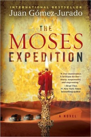 The Moses Expedition book written by Juan Gomez-Jurado