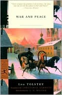 War and Peace book written by Leo Tolstoy