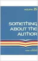Something about the Author, Vol. 35 book written by Anne Commrie