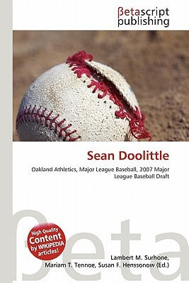 Sean Doolittle written by Lambert M. Surhone