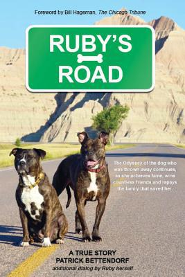 Ruby's Road book written by Patrick Bettendorf
