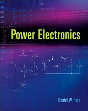 Power Electronics book written by Daniel W. Hart