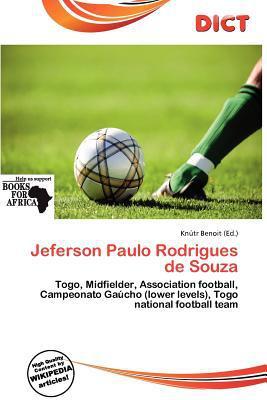 Jeferson Paulo Rodrigues de Souza written by Kn Tr Benoit