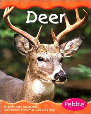 Woodland Animals: Deer book written by Emily Rose Townsend