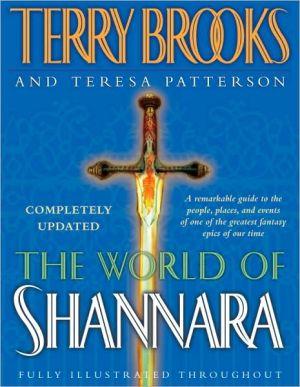 World of Shannara book written by Terry Brooks
