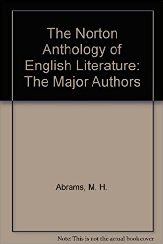 Norton Anthology of English Literature: The Major Authors book written by M. H. Abrams