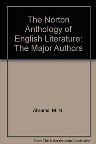 Norton Anthology of English Literature: The Major Authors written by M. H. Abrams