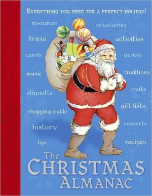 The Christmas Almanac written by Natasha Tabori Fried
