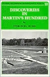 Discoveries in Martin's Hundred book written by Ivor N. Hume