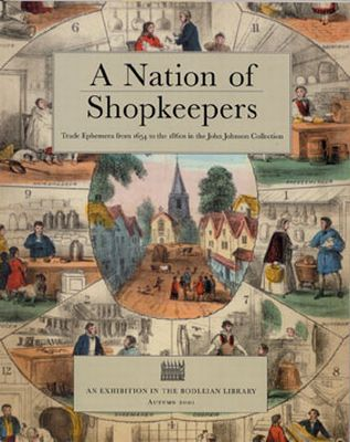 A Nation Of Shopkeepers book written by Julie Anne Lambert