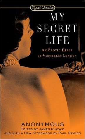 My Secret Life book written by Anonymous