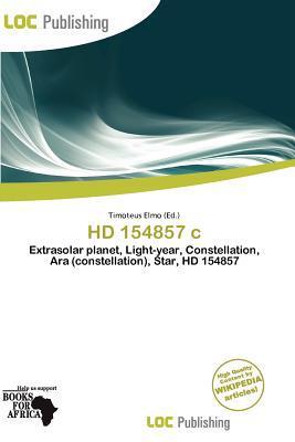 HD 154857 C written by Timoteus Elmo
