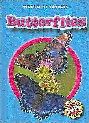 Butterflies book written by Martha E. H. Rustad