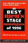 The Best Men's Stage Monologues of 1996 book written by Jocelyn A. Beard