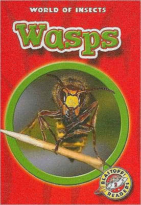 Wasps (LIBRARY EDITION) written by Martha E. H. Rustad