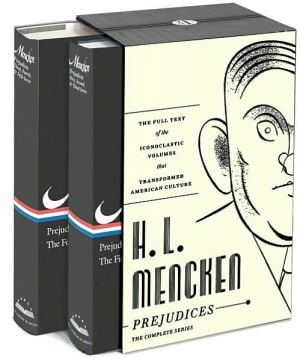 Prejudices: The Complete Series book written by H. L. Mencken