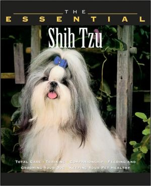 Essential Shih Tzu book written by Howell Book House