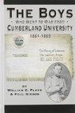 Boys Who Went to War from Cumberland University: 1861-1865 book written by William C. Floyd