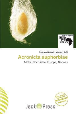 Acronicta Euphorbiae written by Carleton Olegario M. Ximo