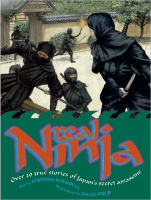 Real Ninja book written by Coral Tulloch