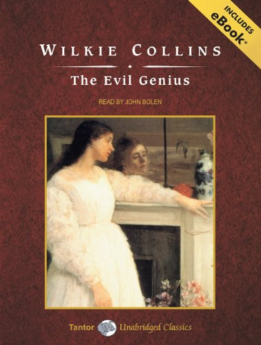 The Evil Genius book written by Wilkie Collins