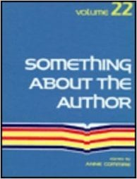 Something about the Author, Vol. 22 written by Anne Commrie