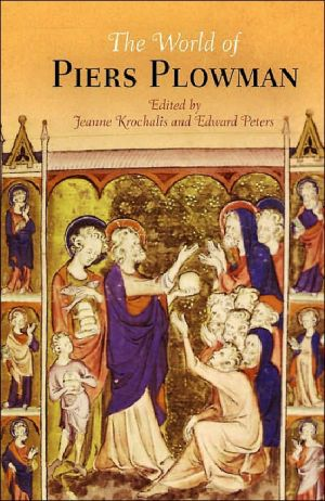 "The World of ""Piers Plowman"" written by Jeanne Krochalis"