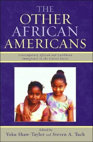 Other African Americans book written by Yoku Shaw-Taylor