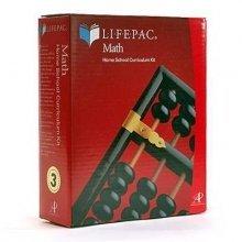 Lifepac Gold Mathematics Grade 8: Set of 10 - Alpha Omega Publishing - Paperback written by Alpha Omega Publishing