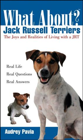 What About Jack Russell Terriers? (What About Series): The Joys and Realities of Living With a JRT book written by Audrey Pavia