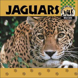 Jaguars book written by Anne Welsbacher