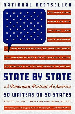 State by State: A Panoramic Portrait of America written by Matt Weiland