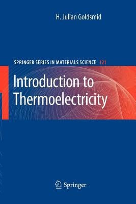 Introduction to Thermoelectricity written by H. Julian Goldsmid