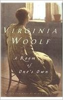 A Room of One's Own book written by Virginia Woolf